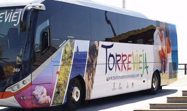 Autobus turístico