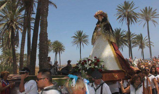 Romería de la Virgen del Rocío