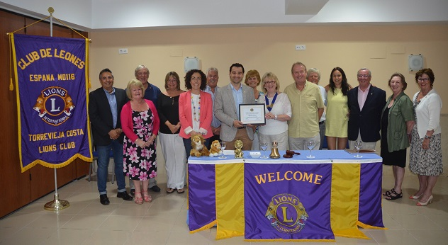 TORREVIEJA COSTA LIONS CLUB