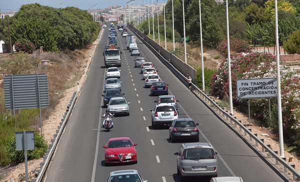 n-332 traffic