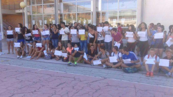 Alumnos calor 11sep14