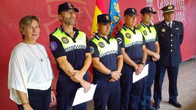 nuevos inspectores PL Torrevieja