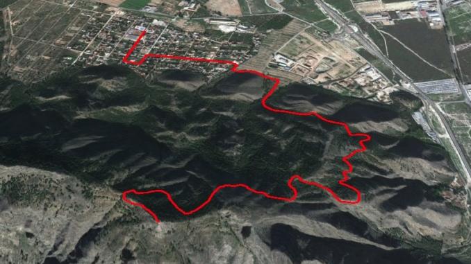 OriMuela 2014 mapa