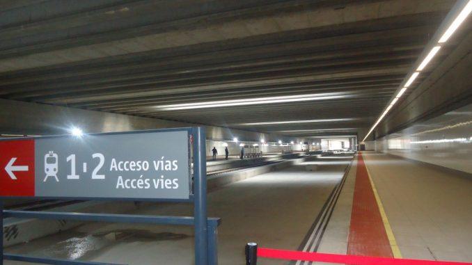 orihuela train station