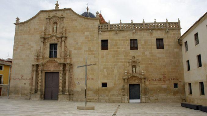 Santa Faz Monasterio