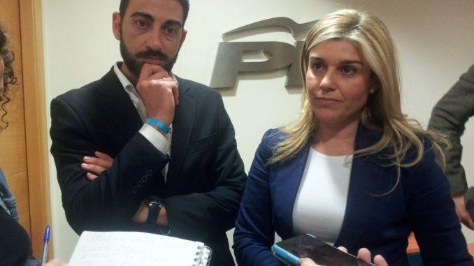 Aparicio y Eva Ortiz