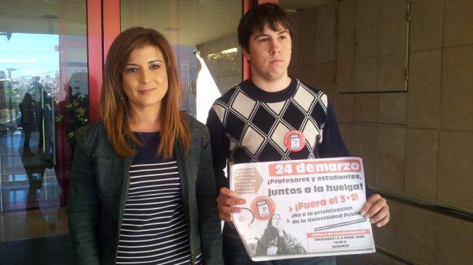 Jonatan Mestre y Podemos