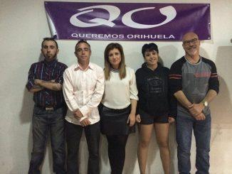 Queremos Orihuela lista