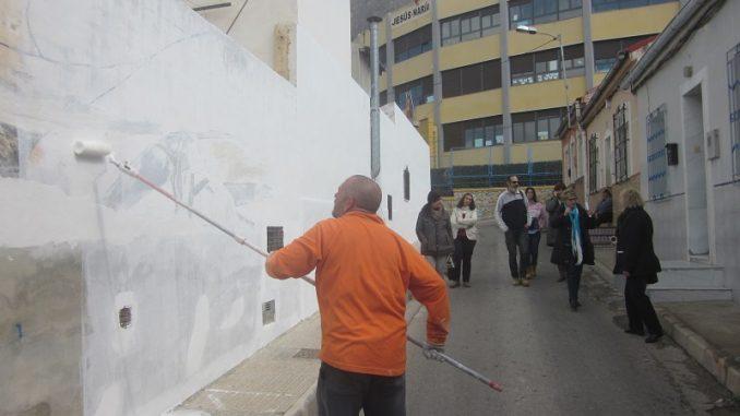 murales preparación