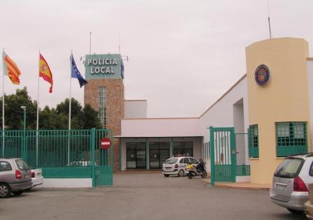 Policía Local sede