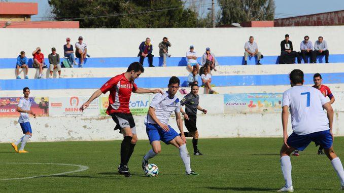 Torrevieja-Jove Espanol abril 2015