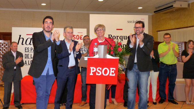 Inma Catral PSOE 27abr15