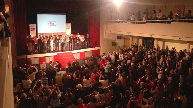 candidaturas PSOE Vega Baja Rojales