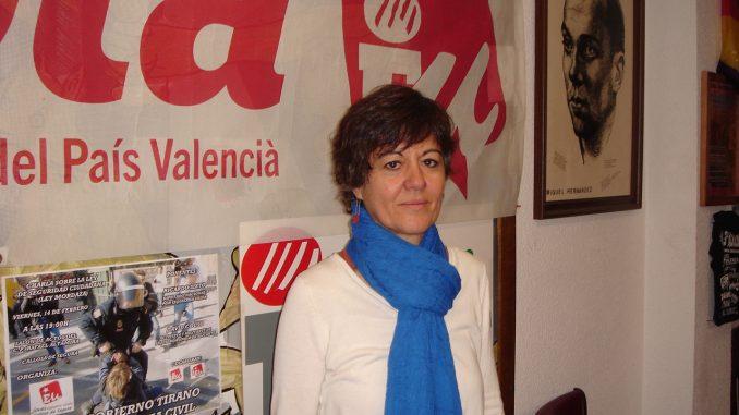 María Jesús Pérez IU 20may15