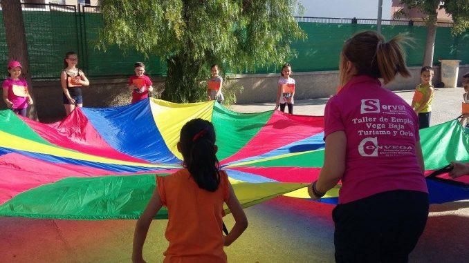 niños actividades Convega
