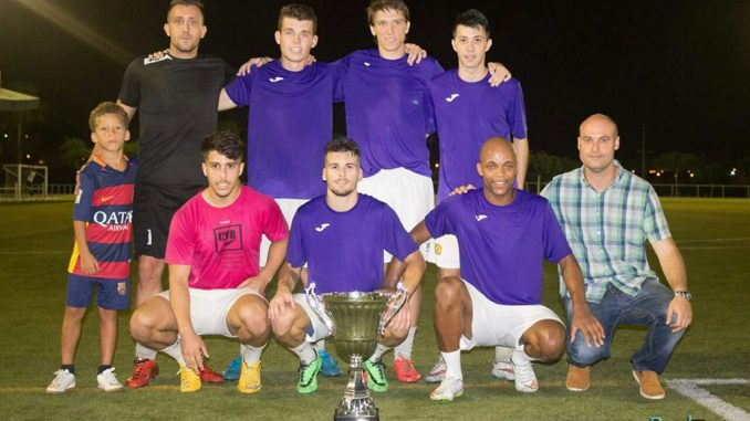 Torneo Verano Futbol 7 Torrevieja 2015 ganadores