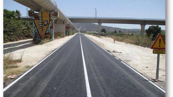 Carretera de los Tubos