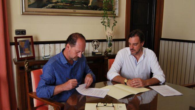 Bascuñana y López Bas firma