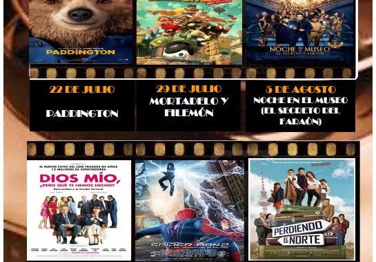 Cartel cine verano 17jul15