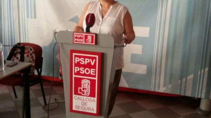 Natalia Maciá PSOE 4ago15