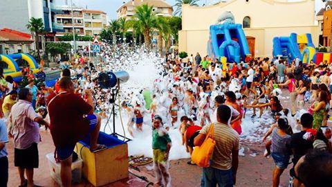 Fiesta del agua 5ago15