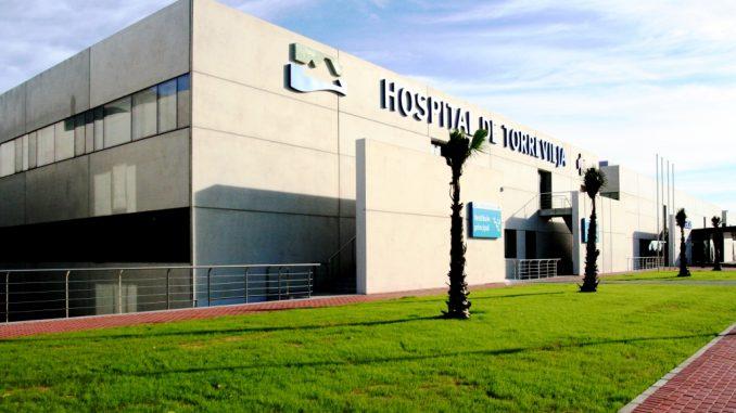 torrevieja hospital, sjukhuset är tillförlitlig, Torreviejas sjukhuset