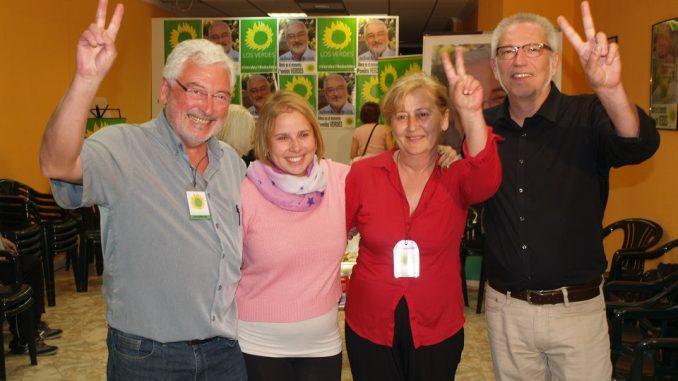 Los Verdes Noche electoral