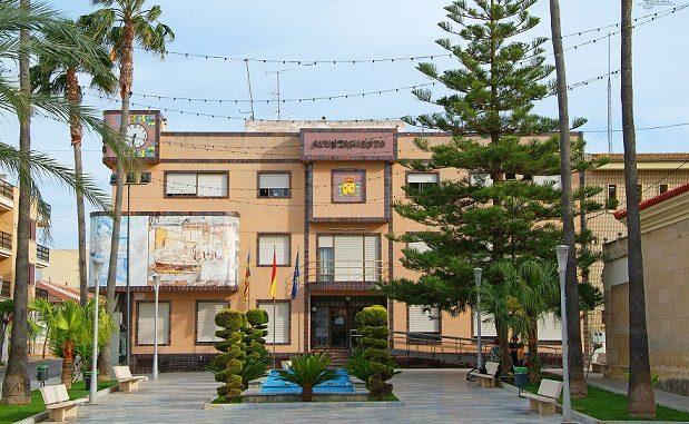ayuntamiento Benejúzar-exterior 1