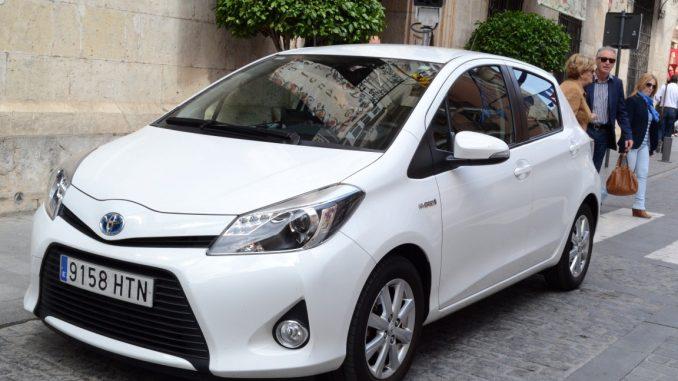 visual car