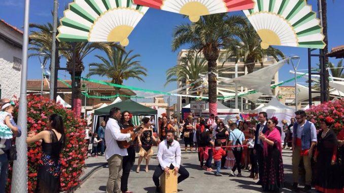 Feria andaluza Algorfa 2016