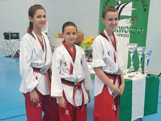 Raquel Gracia Taekwondo Andalucía