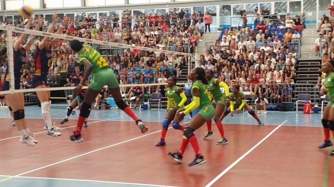 España Camerun Volei Almoradí