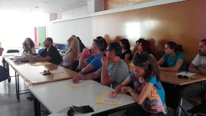 Taller Comercio Redes Sociales San Fulgencio Convega Cámara 10 06 2016