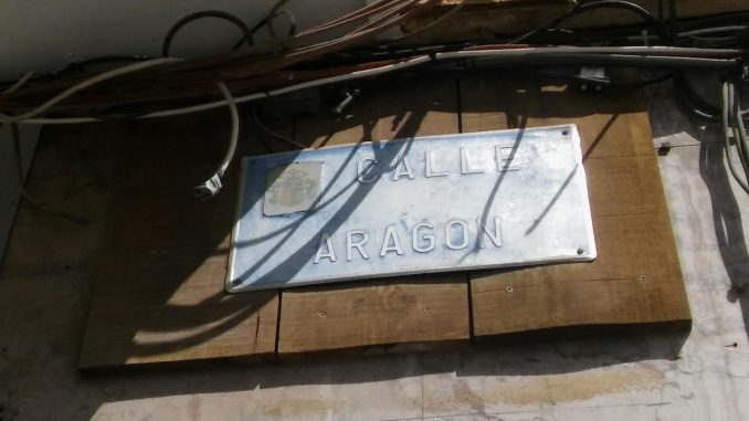 calle Aragon