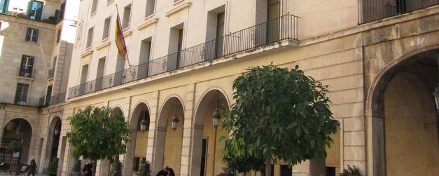 Alicante courts