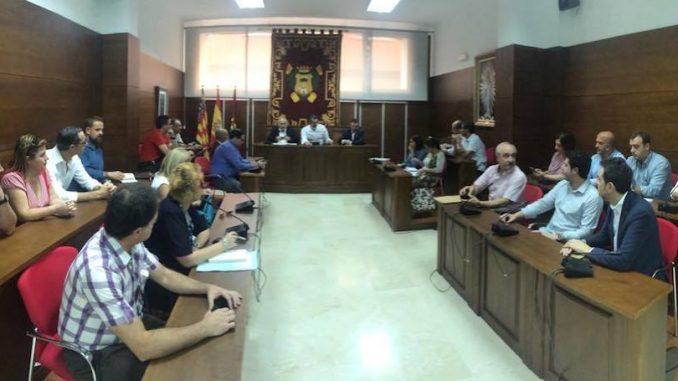 alcaldes vega baja reunión