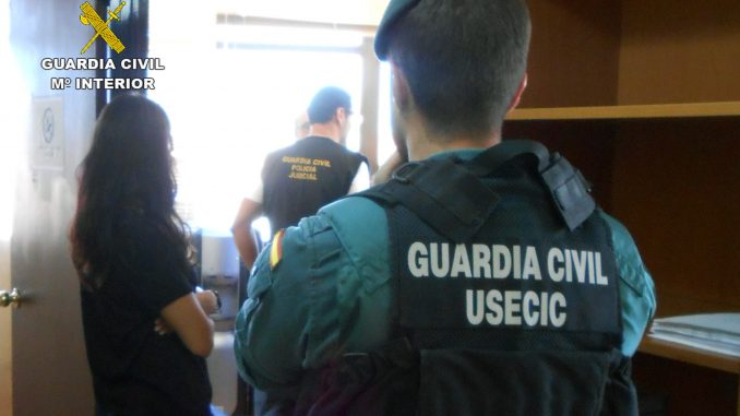 Guardia Civil USECIC