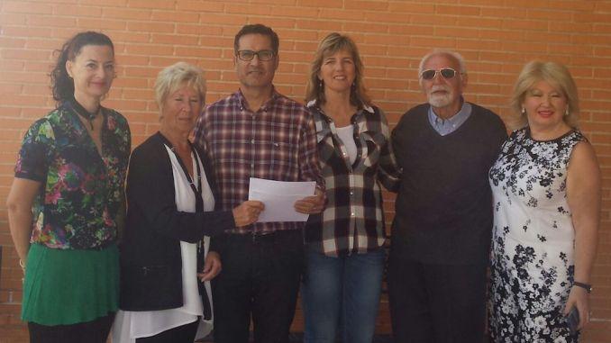 pantomime group donation montesinos