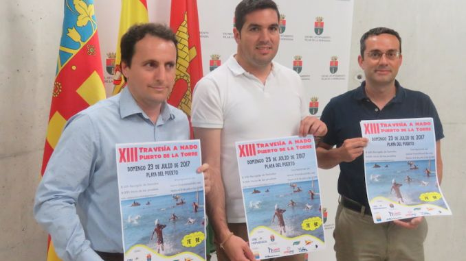 la torre port swim presentation