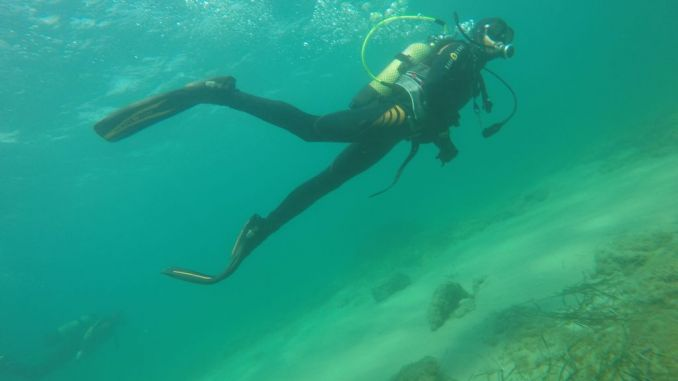 torrevieja archaeology dive