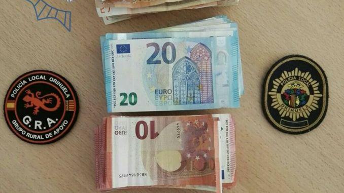 stolen money arneva