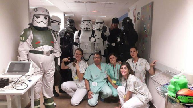 star wards torrevieja hospital