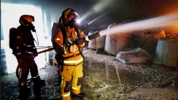 firemen warehouse almoradi