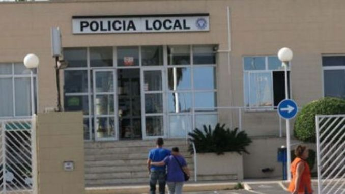 torrevieja local police hq