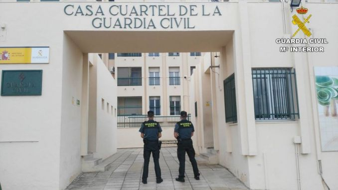 guardia civil guardamar