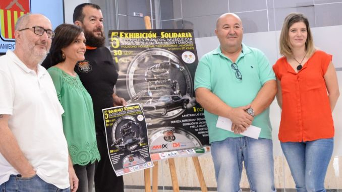 car expo almoradi presentation