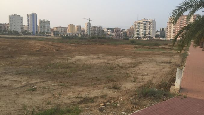 land for guardamar school