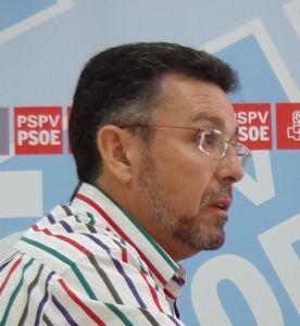 Pineda anuncia la elaboración de una 'Ley Valenciana de Empleo' si el PSPV-PSOE gana las elecciones