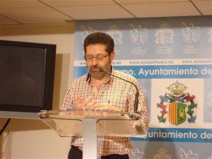 Gallud interpone una demanda de conciliación a Pedro Mancebo por acusarle de un delito