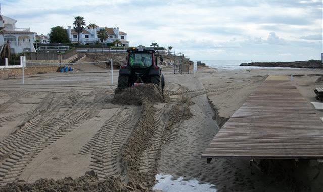 Playas Orihuela